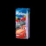 Relax jablko-aronie-VIŠEŇ-lesní jahoda 0,2L TP