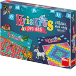 Dino, Kris kros dětský, dětská hra