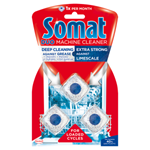 Somat Čistič myčky v tabletách 3 ks