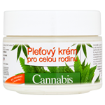 Bione Cosmetics Bio Cannabis pleťový krém pro celou rodinu 260ml