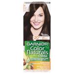 Garnier Color Naturals permanentní barva na vlasy 4 středně hnědá,60+40+12ml
