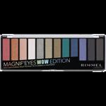 Rimmel London paletka Magnif'Eyes Wow Glitter 006