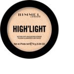Rimmel London rozjasňovač Highlighter 001