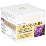 L'Oréal Paris Age Specialist 55+ obnovující bohatý krém proti vráskám denní 50ml