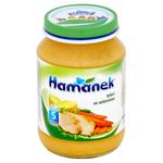 Hamánek Telecí se zeleninou 190g