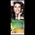 Garnier Color Naturals permanentní barva na vlasy  5.0 hnědá, 60+40+12ml