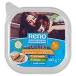 Reno Kompletní krmivo pro dospělé psy s drůbežím 300g