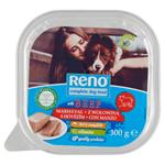 Reno Kompletní krmivo pro dospělé psy s hovězím 300g