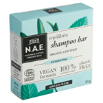 N.A.E. Čistící tuhý šampon Equilibrio 85g