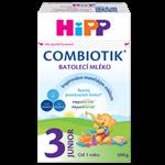 HiPP Batolecí mléko 3 Junior Combiotik 500 g