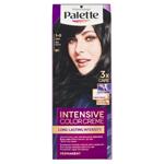 Schwarzkopf Palette Intensive Color Creme barva na vlasy Černý 1-0 N1