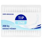 Tip Line Vatové tyčinky 200 ks