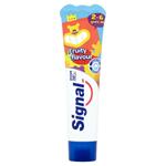 Signal Fruity dětská zubní pasta (2-6 let) 50ml
