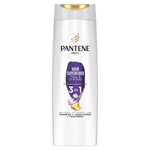 Pantene Pro-V Superfood 3v1 Šampon + Balzám + Maska, 360ml