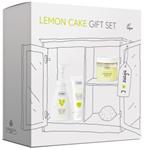 Ziaja Lemon cake Vánoční kazeta péče o tělo 3ks