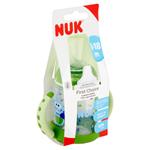 NUK FC lahvička na učení 150 ml