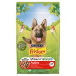 FRISKIES® pro dospělé aktivní psy VitaFit Active s hovězím Suché krmivo 10kg
