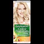 Garnier Color Naturals permanentní barva na vlasy 10 ultra blond, 60+40+12ml