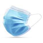 Zdravotnická obličejová maska s CE certifikací | 10 ks