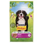 FRISKIES® pro dospělé psy velkých plemen VitaFit Maxi s hovězím Suché krmivo 10kg