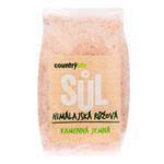 Sůl himálsjká růžová jemná 500 g Country life