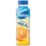 Relax pulpy POMERANČ 0,4L PET