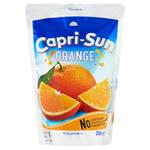 Capri-Sun Orange nesycený nealkoholický ovocný nápoj 200ml