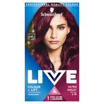 Schwarzkopf Live barva na vlasy Ultra Violet L76