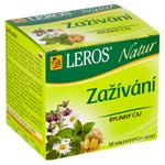 Leros Natur Zažívání bylinný čaj 10 x 1,5g