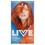 Schwarzkopf Live barva na vlasy Oslnivá Skořicová 7.7