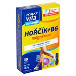 MaxiVita Vaše Zdraví Hořčík+ B6 magnézium 30 tablet 28,5g