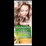 Garnier Color Naturals permanentní barva na vlasy 8N světlá blond, 60+40+12ml