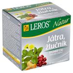 Leros Natur Játra, žlučník bylinný čaj 10 x 1,5g