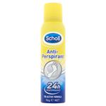 Scholl Antiperspirant sprej na nohy 150ml