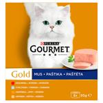 GOURMET Gold Multipack paštik 8 x 85g