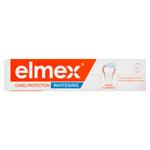 elmex Caries Protection Whitening zubní pasta s fluoridem 75ml