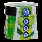 Q-Home Osvěžovač vzduchu gelové perličky Svěží limetka