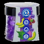 Q-Home Osvěžovač vzduchu gelové perličky Hrozny & avokádo