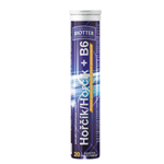 Biotter Hořčík + Vitamín B6 20ks šum. tablet s pomerančovou příchutí 80g