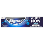 Signal White Now Men Superpure zubní pasta 75ml