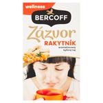 Bercoff čaj ZÁZVOR RAKYTNÍK (25%) 40g