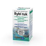 Biotter Rybí tuk s Vitamíny a Omega 3-kyselinami 60 tablet 44g