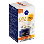Nivea Q10 Energy Energizující denní a noční krém proti vráskám 2 x 50ml