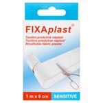 Fixaplast Textilní průdušná náplast 1mx6cm