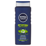 Nivea Men Energy Sprchový gel 500ml