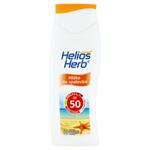 Helios Herb Mléko na opalování OF 50 200ml