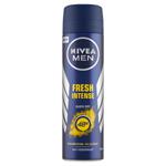 Nivea Men Fresh Intense Sprej antiperspirant 150ml