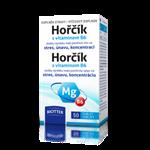 Biotter Hořčík s Vitamíne B6 50 tablet 35g