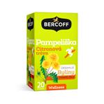 Bercoff čaj Pampeliška - CITR.TRÁVA 30g
