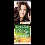 Garnier Color Naturals  permanentní barva na vlasy 5.23 čokoládová, 60+40+12ml